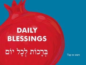 daily blessings app