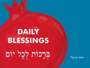 daily blessings app
