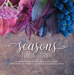 Seasons Prayer Journal